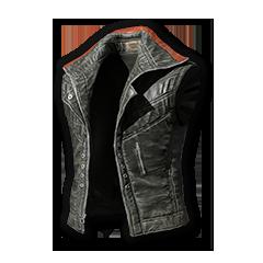 Badlands Leather Vest
