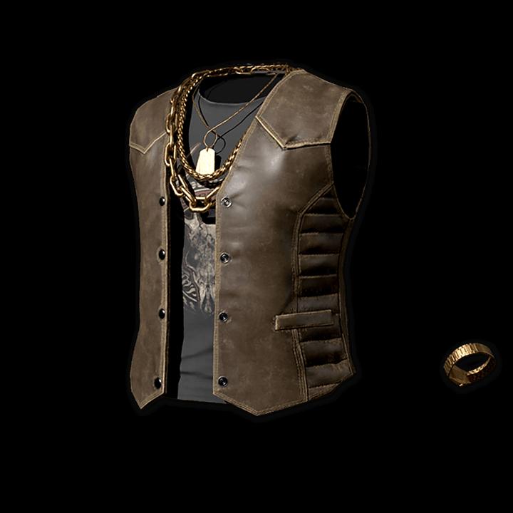 Badlands Muscle Shirt and Vest