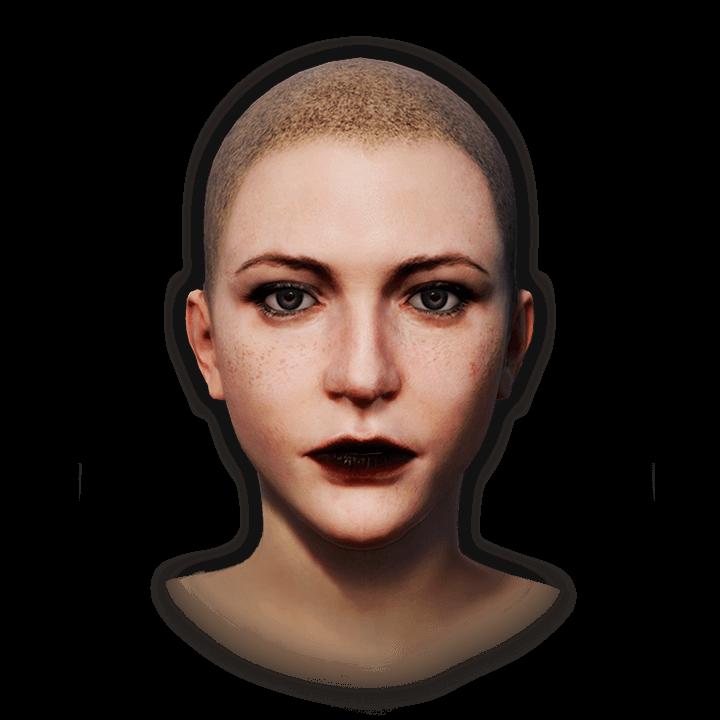 Battle Bunny Makeup