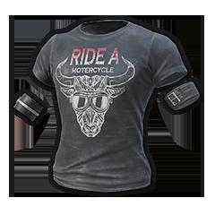 Biker Shirt (Black)