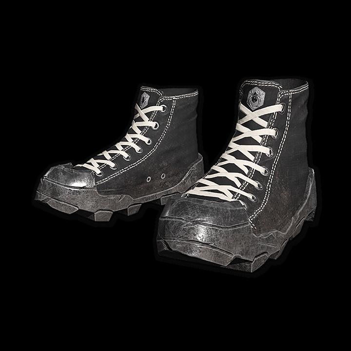 Black Spider Boots