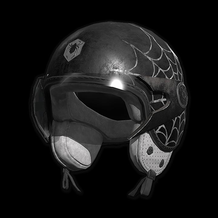 Black Spider - Helmet (Level 1)
