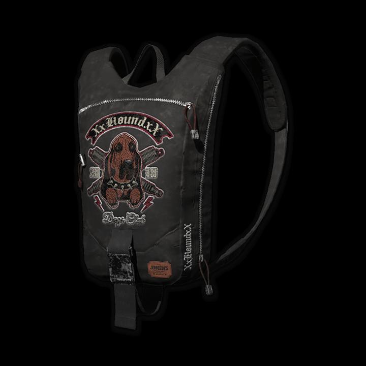Blood Hound Backpack (Level 1)