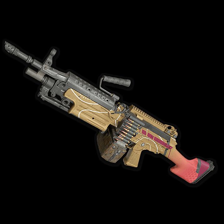 Body Dropper - M249