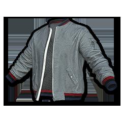 Bomber Jacket (Gray)