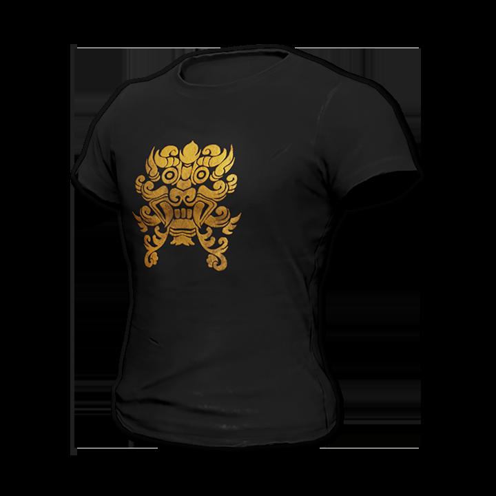 Bright Moon Dragon T-shirt