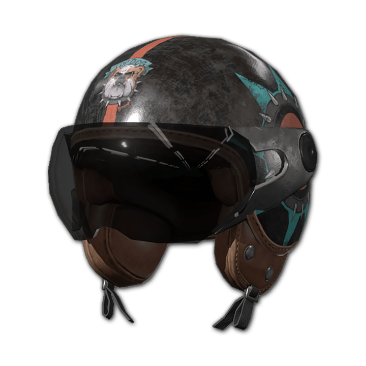 Collar Bone Jet Fighter - Helmet (Level 1)