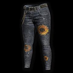 Desert Flower Jeans