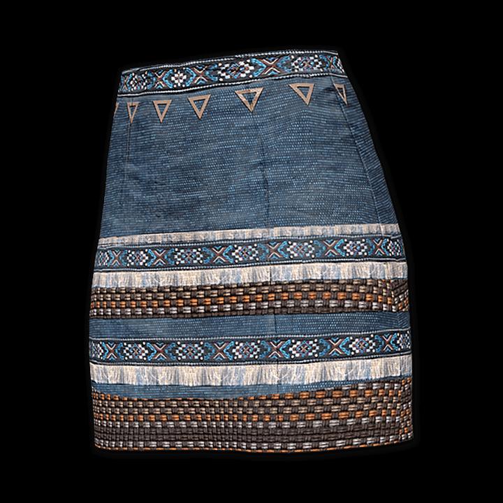 Desert Nights Pencil Skirt