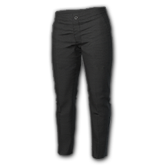 Dress Pants (Black)