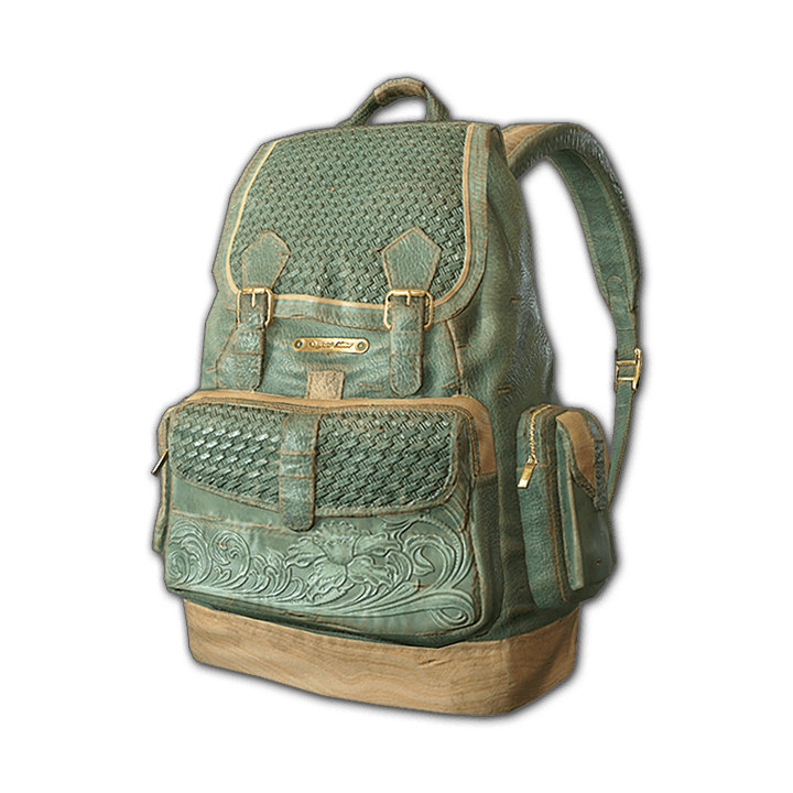 Emerald Scale Backpack (Level 2)