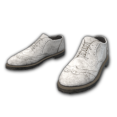 Fancy Shoes (White)