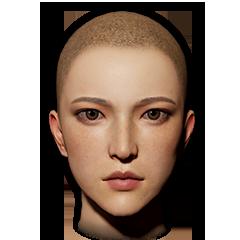 Female Face 7
