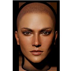 Female Face 8