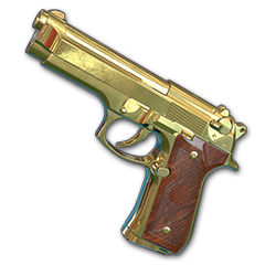Gold Plate - P92