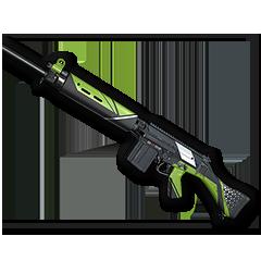 Green Shot Caller - SLR