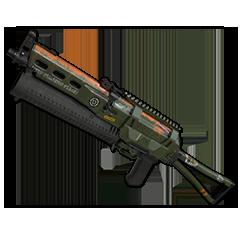 Guerrilla - PP-19 Bizon