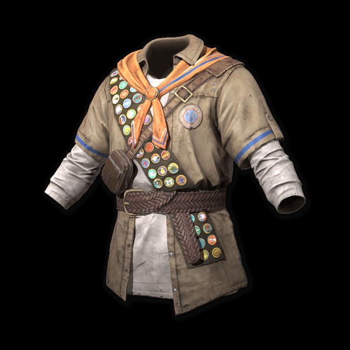 Hippogriff Scouts Uniform