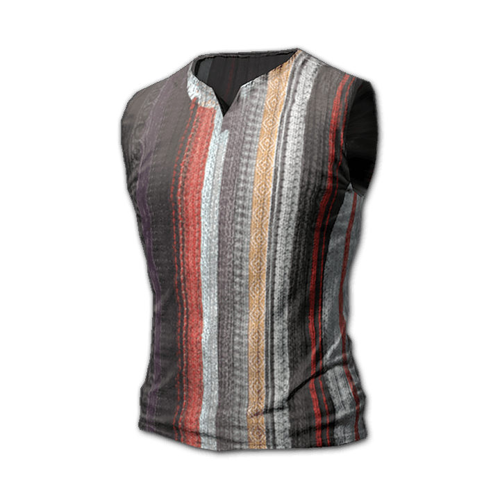 Jamila Striped Shirt