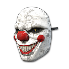 Killer Clown Mask