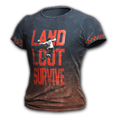 Land Loot Survive T-shirt