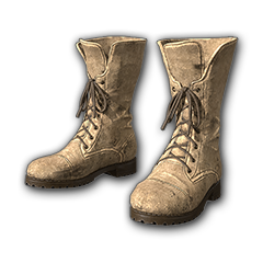 Leather Boots (Desert Sand)