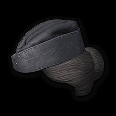 Leather Inquisitor Hat