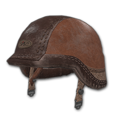 Leather Military - Helmet (Level 2)