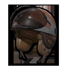 Leather Racer - Helmet (Level 1)