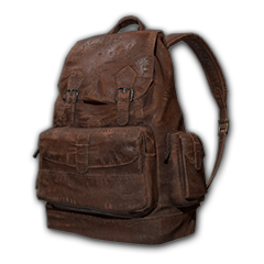 Leather Rucksack (Level 2)