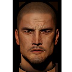 Male Face 8