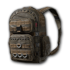Olive Riveted Backpack (Level 3)