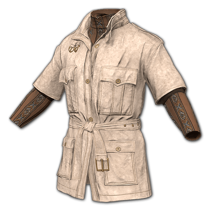 Pathwalker Desert Tunic