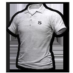 Polo Shirt (White)