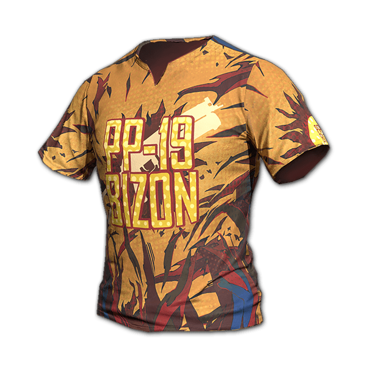 PP-19 BizonChallenger T-shirt