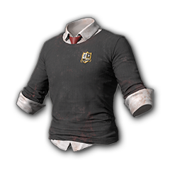 Private School Sweater (Gray)
