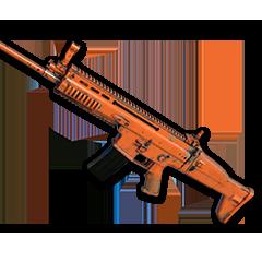 Rugged (Orange) - SCAR-L
