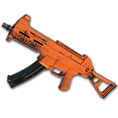 Rugged (Orange) - UMP45