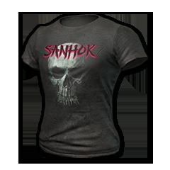Sanhok Survivor Tee