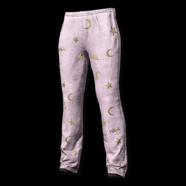 Schwizard's Shleepy Pants (Light Pink)