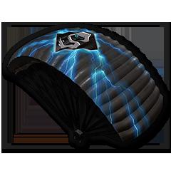 shroud's Parachute