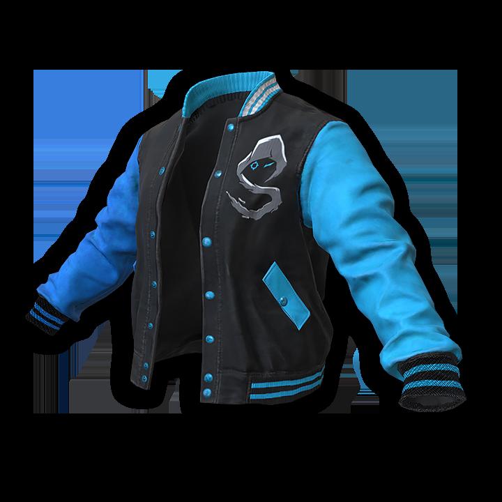 shroud's Varsity Jacket