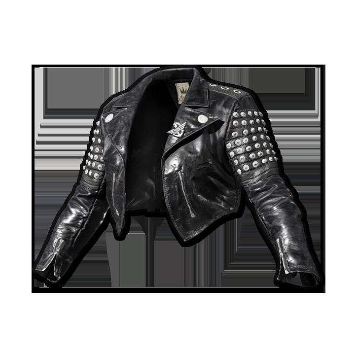 Skeleton Queen Leather Jacket