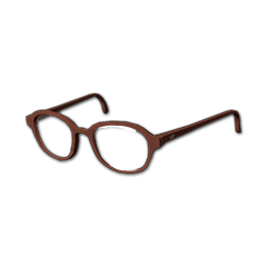 Smart Glasses (Brown)