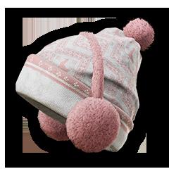 Snow Beanie (Pink)