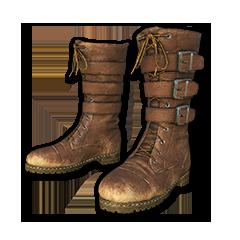 Sosnovka Military Boots