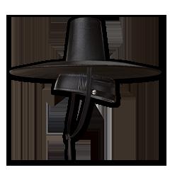 Traditional Hanbok Hat