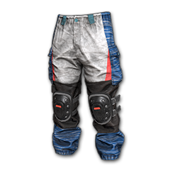 Tri-Color Snow Pants
