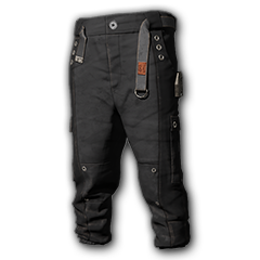 Vented Operator Pants (Black)