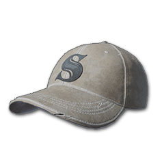 Vintage Baseball Hat (White)